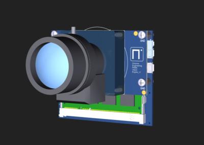 Equipo para procesado de imagen y visión por computador basado en FPGA